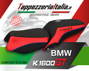 Seat Cover For K1600 Gt Mod Tropea Spcl Comfort System By Tappezzeriaitalia.it