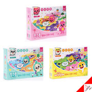 Pinkfong Baby Shark Wonder Star Finding A Way Puzzle And Auto Melody Doll Mini Car