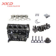 Engine Block Assembly And Piston Ring Kit Fit For Vw Jetta Tiguan Taudi A4 A6
