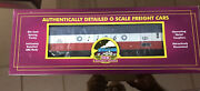 M.t.h. Mth Electric Trains 0 Scale Freight Car Bessemer And Lake Erie Hopper Car