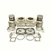Arctic Cat Oem Cylindres Spi Pistons Joints 10-17 98b4 M8 M800 F8 Replaquandeacutees