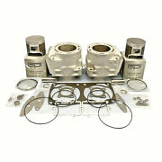 Arctic Cat 800 Cylindres Spi Pistons Joints 07-09 98b0 M8 F8 Re-plated Oem