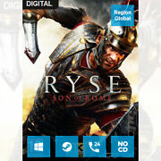 Ryse Son Of Rome For Pc Game Steam Key Region Free