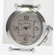 Pasha C W3106499 Automatic Shell Dial Head Ss From Japan [a1011]