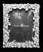 Thorson Hosier 8x10 Crystal Picture Frame