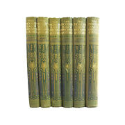 The Modern Baker, Confectioner And Caterer - Antique Six Volume Set From 1907
