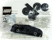 Lego 8866 Train Motor With Wheels Rc Engine Power Brand New, Factory Sealed
