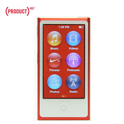 Apple Ipod Nano 7th And 8th Generation Product Red 16gb/free/fast Shipping