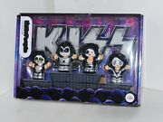 Little People Kiss Gift Collector Rock Set Toy Man Cave Music Room Decor