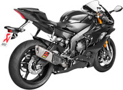 Akrapovic Racing Line Full Stainless Steel Exhaust System S-y6r9-apt