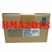 1pc Brand New Mitsubishi Plc Module A173uhcpu One Year Warranty Fast Delivery