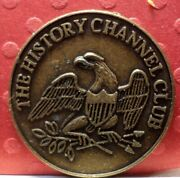 The History Channel Club 1776 Token T-182