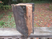 Antique 1600's Family German Bible 15 X 10 X 4 1/2 Wood And Leather Cover