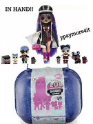 Lol Surprise Winter Disco Bigger Surprise Omg Fashion Doll Exclusive In Hand