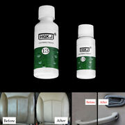 50ml Car Leather Seat Polish Care Wax Dashboard Useful Cleaner Kit Accessories