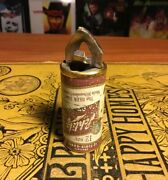 Rare And Unique Vintage Schlitz Mini Beer Can Retractable Can Opener W Germany