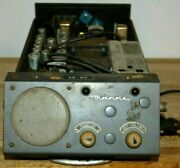 Pick-up Only Motorola Vtg 1950s Primitive Business Two-way Tube Radio Untested