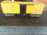 Lionel X3464 Sf Boxcar From 1946-1947 C7++