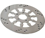 Rc-zss117-81-2k Rc Disc Rotor For Harley Royale Ii Rear Vrod 11 3/4and039