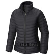 New Womens Columbia White Out Ii Omni-heat Plus Size Insulated Winter Jacket