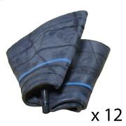 12 Tire Inner Tubes 15x6-6 15x6x6 W/tr13 Straight Valve For Mower Free Shipping