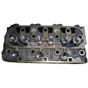 Complete Cylinder Head For Kubota D905 Engine B1700t Bx2200d Bx23lb Tractor