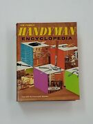 1965 The Family Handyman Encyclopedia All Around The House Do It Yourself Guide