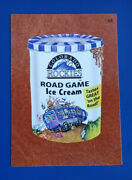 2016 Wacky Packages Ans14 Leather 48 Rockies Ice Cream /3 @@ Rare @@