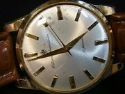 Citizen Chronometer 31 Jewels 1960s Manual Hand Wind Authentic Mens Watch Works
