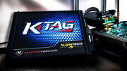 Alientech K-tag Tuning Tool Fully Active All Protocols Live And Dealer Support A