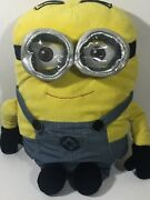 Despicable Me Minion Cuddle Pillow Dave Two Eyes Plush Large Stuffed Doll Huge