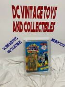 Kenner Toys 1984 Canada Super Powers Dc Collection Batman Poster Offer 12-back