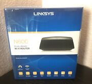 Linksys N600 Dual-band Wi-fi Router E2500 Brand New Sealed Free Shipping