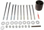Performance Accessories, Ford Bronco 3 Body Lift Kit, Fits 1987 To 1991,...
