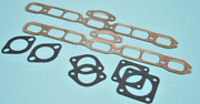 Cadillac/lasalle 322 346 Copper Intake+exhaust Manifold Gaskets Best 1936-1948