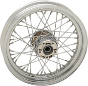 Drag Specialties Replacement Front Laced Wheels - 16x3 0203-0630