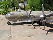 Aircraft Paper Model Kit 147 Boeing B-29 Superfortress Bomber Bombardment