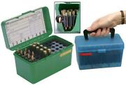 Mtm Ammo Box H50 Deluxe Ammunition Cases And Cans
