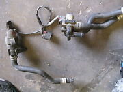 2003 2004 2005 2006 Lincoln Ls Heater Control Valve With Auxiliary Water Pump
