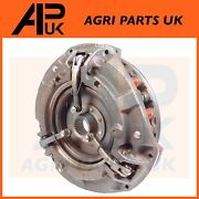 Dual Clutch Assembly For Massey Ferguson 282 283 285 290 383 390 471 481 Tractor