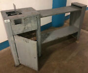 Vintage Delta Rockwell Lathe Stand Off Of A Model 46-201 Delta Rockwell Lathe