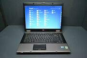 Hp Compaq 6730b Laptop Notebook Computer With Windows 8.1 Power Supply Used