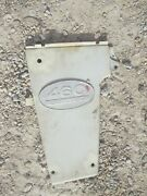 International Farmall 460 Ihc Ih Utility Tractor Front Left Side Panel And Emblem