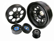 Powerbond Pb-pk8030 Power Pully Kit Holden Commodore Gm Ls Supercharger Drive Up