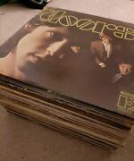Lot Of 10 Classic Rock 12 Inch Lps Full Albums. Lowered Price To Sell Wont Last