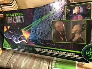 Star Trek Next Generation First Contact Movie Poster Limited Edition 54 X 28