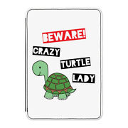 Beware Crazy Turtle Lady Case Cover For Kindle 6 E-reader - Funny