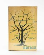 Signed Inscribed 1952 First Edition Henry Miller The Books In My Life Hardcover