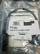Lowel Lighting Accessories And Parts Pro-light 12v Dc Adapter Cable P1-82