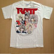 Vintage 1985 Dead Stock Ratt Tour T-shirts From Us Invasion Of Your Privacy